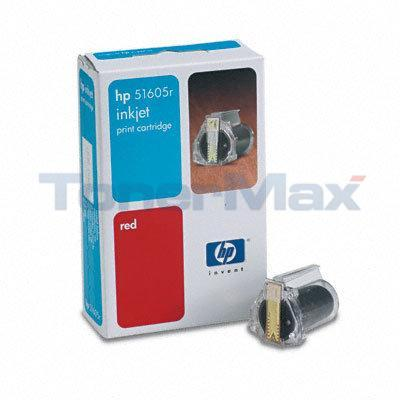 HP THINKJET INK RED